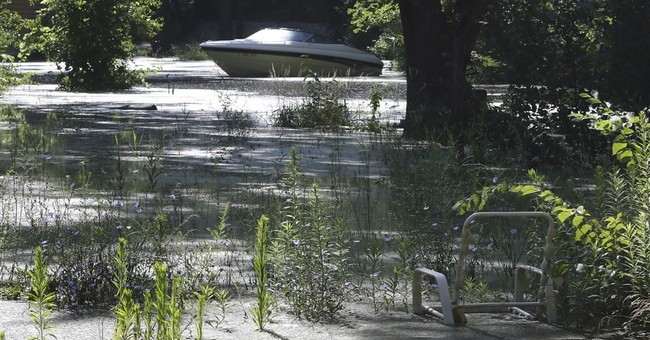 Illinois flood conditions continue; more rain on the way