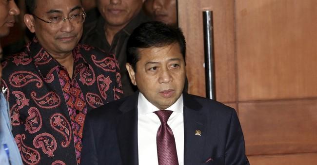 Indonesia's Parliament speaker named corruption suspect