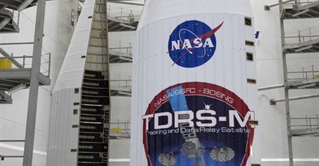 NASA communications satellite damaged 3 weeks before launch