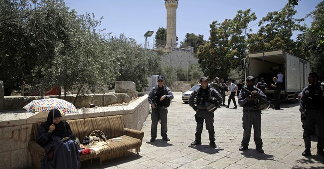 Islamic leaders boycott Jerusalem site over metal detectors