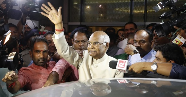Indian lawmakers choose president, likely a Hindu BJP ally