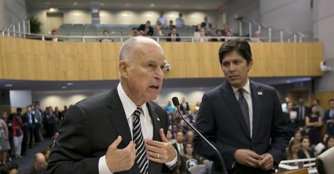 The Latest: California Legislature passes cap-and-trade deal