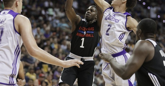 No passing fancy: Lonzo Ball looks like ideal fit for Lakers