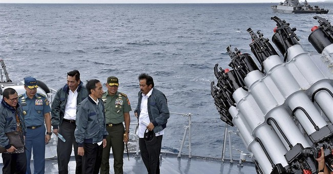 Amid disputes, Indonesia renames part of South China Sea