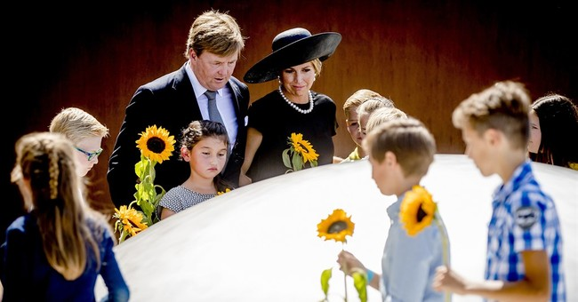 3 years on, families honor loved ones lost on downed MH17