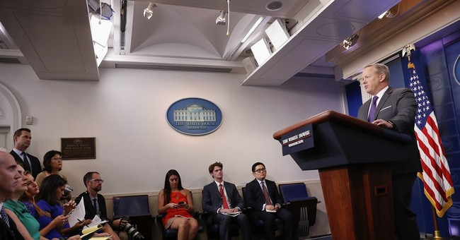 Cameras turned off again for White House press briefing