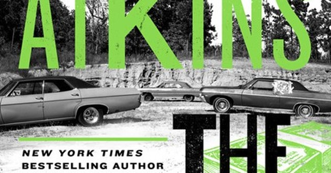 Review: Atkins delivers engrossing thriller 'The Fallen'