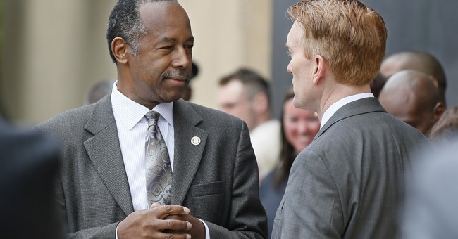 Carson pledges to fight homelessness amid budget cut plans