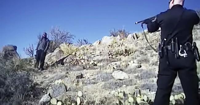 Feds close inquiry into police shooting of Albuquerque man