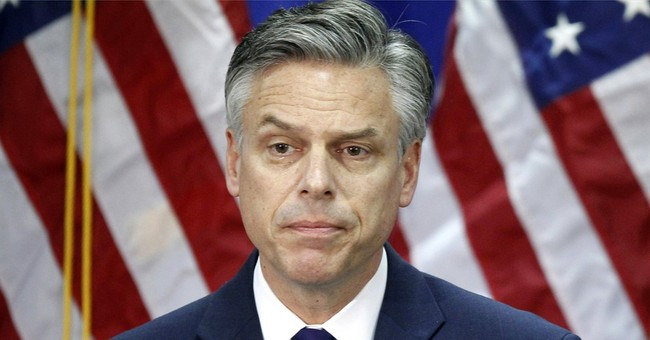 Trump to nominate Jon Huntsman as US ambassador to Russia