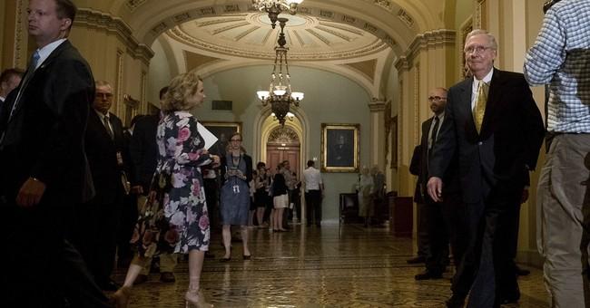 What's next? Senate GOP scrambles after health care flop