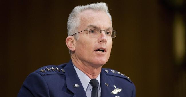 Senior US general: Hacker tried to breach my bank account