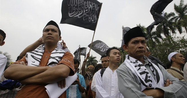 Islamic groups protest Indonesian attempt to curb radicals
