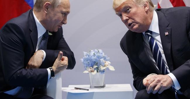 The Latest: Putin spokesman says Trump chat was no secret
