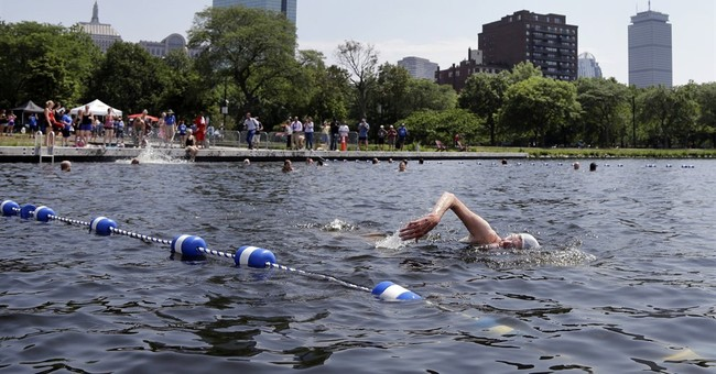 Cities aiming to reclaim once-polluted rivers for swimming