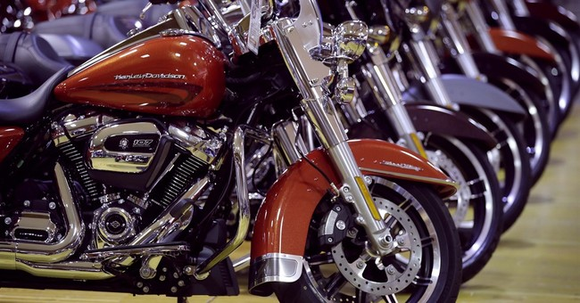 Lower sales of new motorcycles ding Harley-Davidson
