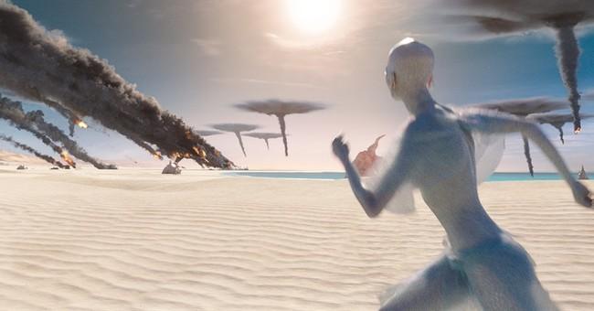 Review: In 'Valerian,' cosmic splendor struggles for liftoff