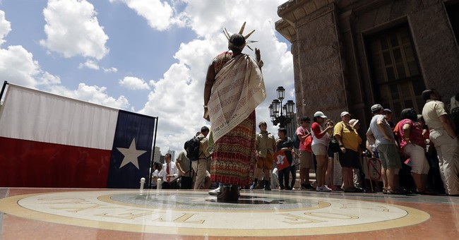 Texas begins special session highlighted by 'bathroom bill'