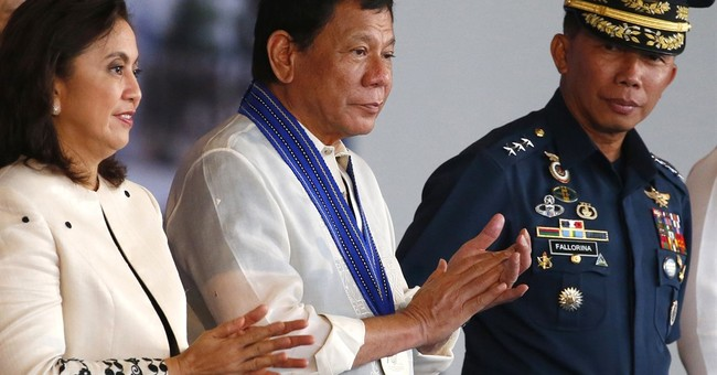 Philippines' Duterte asks Congress to extend martial law