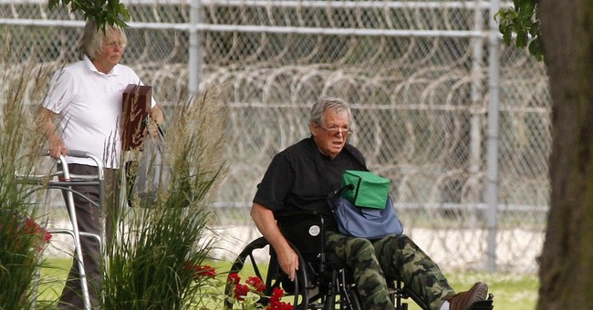 Hastert faces sex-offender treatment with prison release