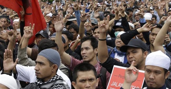 Indonesia bans Hizbut group that seeks global caliphate