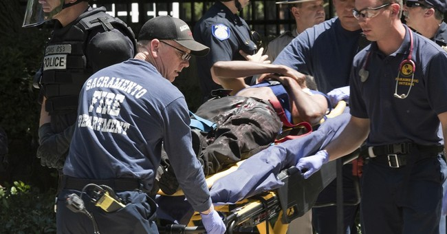 White nationalist, opponent charged in Sacramento melee