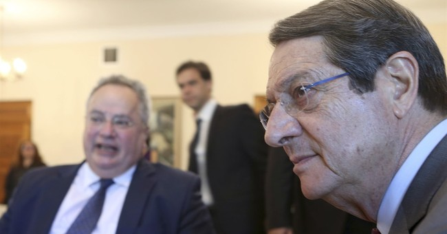 Greek foreign minister: Turkey wasn't ready for Cyprus deal