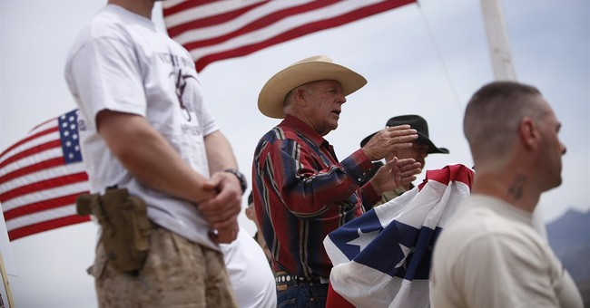Bundy friends, family protest federal monument decision