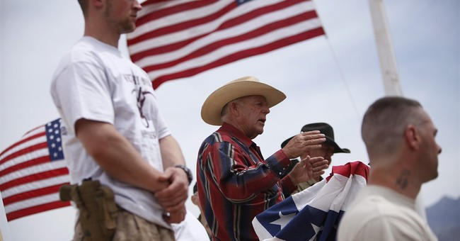 Bundy friends, family protest federal monument decision