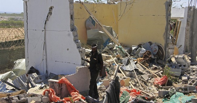 Suicide car bomber outside Mogadishu airport kills 3: Police