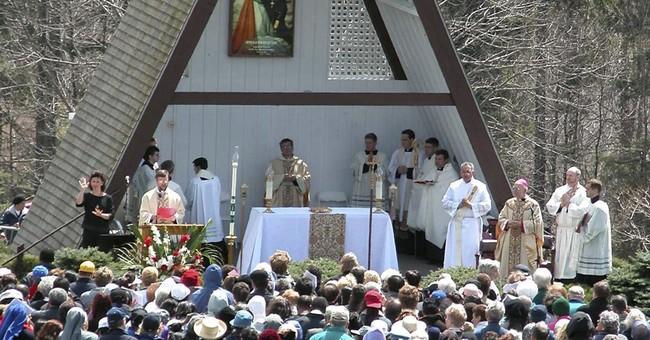 Correction: Bishop Thomas Dupre stories