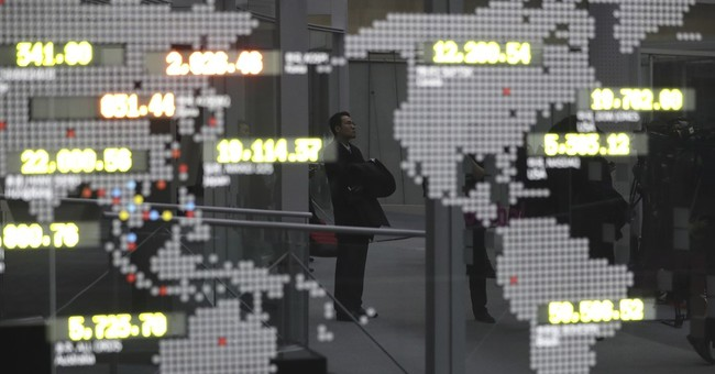 Asian stocks higher after upbeat Chinese factory data