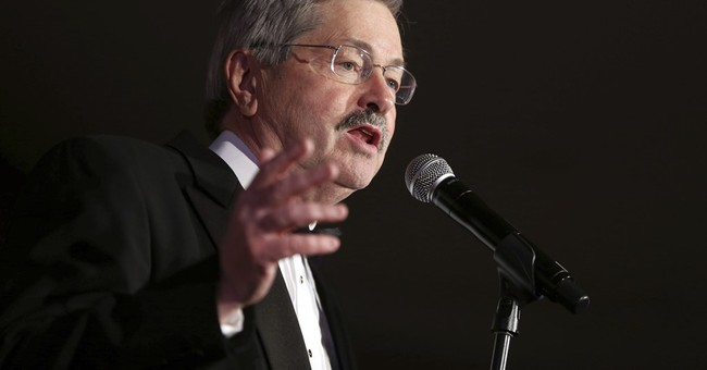 Donors to Iowa governor's 2015 inaugural fund remain secret