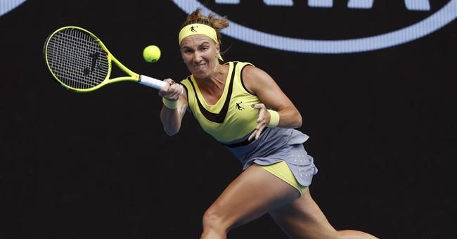 Chinese sportswear brand makes inroads in tennis world