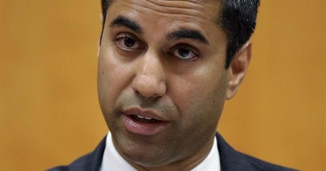 Report: 'Net neutrality' foe Ajit Pai is new FCC head