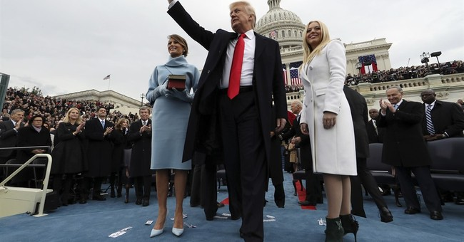 Inauguration coverage shows deep divisions remain