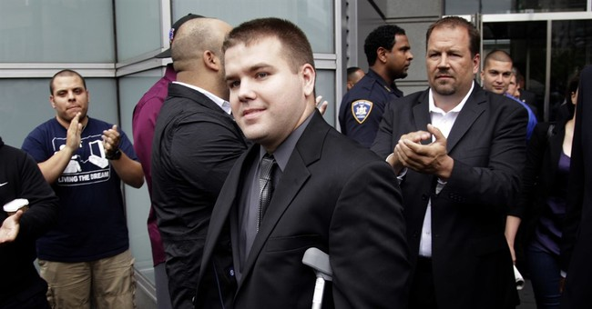 The Latest: NYC officer: I thought 18-year-old would kill me