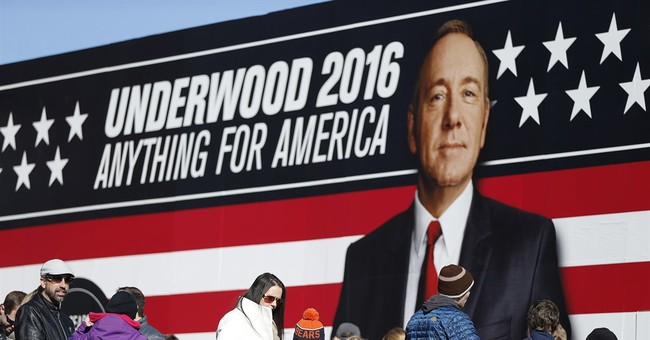 On Inauguration Day, 'House of Cards' announces May return