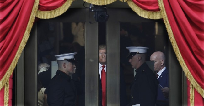 PHOTOS: Pomp, fanfare and protest for Trump inauguration