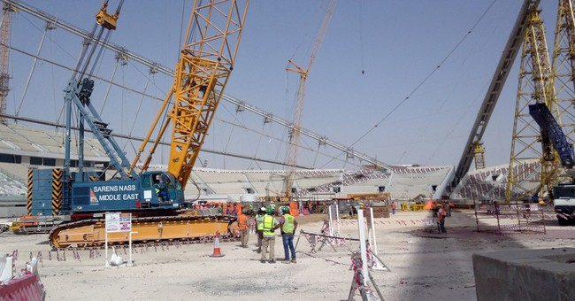 Briton falls to death at 2022 Qatar World Cup stadium site
