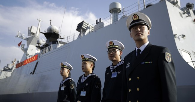 Former head of southern fleet appointed to lead China's navy