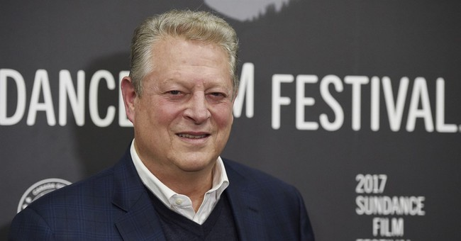 Gore stays mum on Trump meeting, says 'it's not the last'