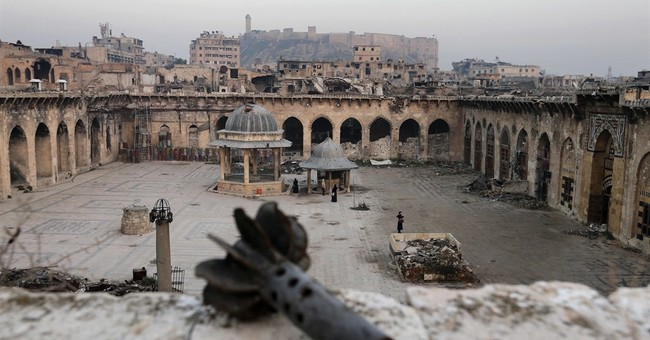 UNESCO: 30 percent of Aleppo's ancient city destroyed