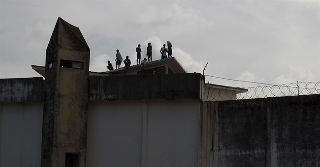 Standoff at Brazil prison where 26 killed over weekend
