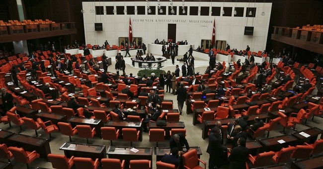 Turkish assembly passes polemic bill to boost Erdogan powers