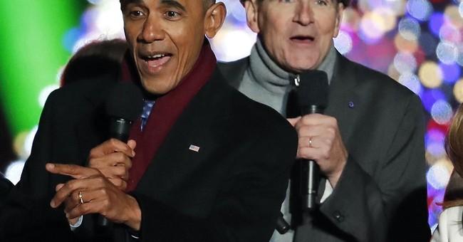 'I've seen rain:' James Taylor bemoans end of Obama era