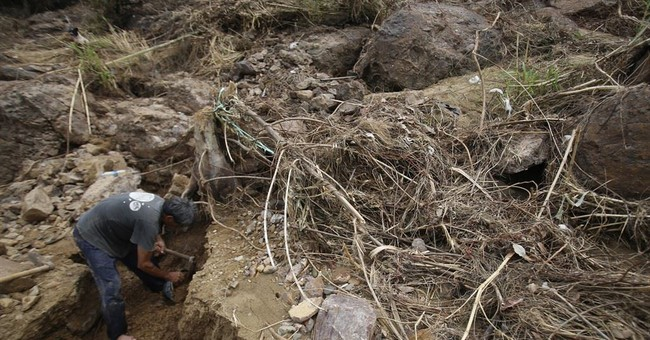 Farmers battered by Thailand floods find a golden upside