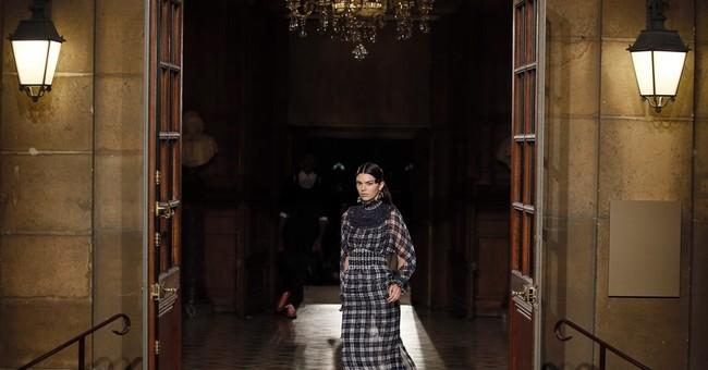 Grown-up Paris Jackson hits her namesake city for Givenchy