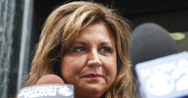 The Latest: Sentencing hearing begins for 'Dance Moms' star