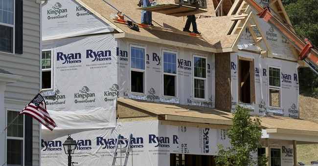 US housing starts rebounded in June